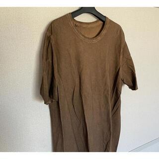 キャロルクリスチャンポエル(Carol Christian Poell)のboris bidjan saberi カットソー(Tシャツ/カットソー(半袖/袖なし))