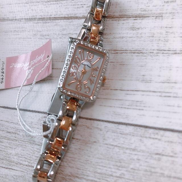 Angel Heart(エンジェルハート)の新品 定価¥16000+税 ヨドバシ AngelHeart スワローフスキー レディースのファッション小物(腕時計)の商品写真