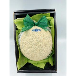 静岡県産 クラウンメロン1玉 山等級 約1.5kg以上(フルーツ)
