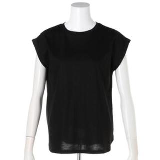 マイストラーダ(Mystrada)のMystrada マイストラーダ クルーネックカットソー ブラック(Tシャツ(半袖/袖なし))