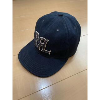 ダブルアールエル(RRL)のRRL/ベースボールキャップ(キャップ)