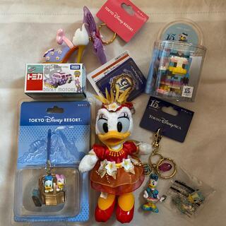 ディズニー(Disney)のデイジーダック💜セット売り(キャラクターグッズ)
