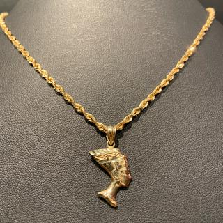 AVALANCHE - GOLDロープネックレスセット
