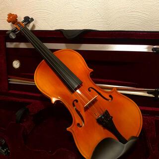 バイオリン D.C.Edgar  新品 4/4サイズ 付属品あり(ヴァイオリン)