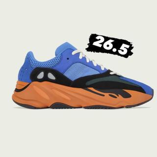 アディダス(adidas)のYEEZY BOOST 700 bright Blue (スニーカー)