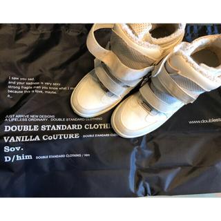 ダブルスタンダードクロージング(DOUBLE STANDARD CLOTHING)の靴 ダブルスタンダードクロージング(スニーカー)