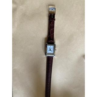 タカラジマシャ(宝島社)の大人のおしゃれ手帳 付録 腕時計(腕時計)