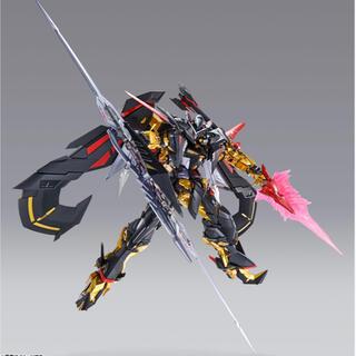 バンダイ(BANDAI)の【4箱セット】metal build ガンダムアストレイゴールドフレーム 天ミナ(模型/プラモデル)