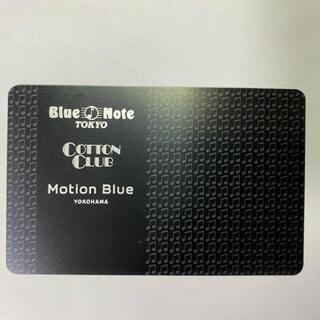 ブルーノート東京 ギフトカード 2万円分 【有効期限2022年12月18日まで】(その他)