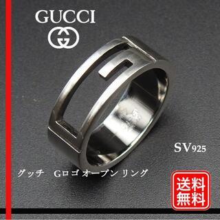 Gucci - 大きいサイズ【正規品】グッチ GUCCI 表記24 指輪 約22号強 Gリング