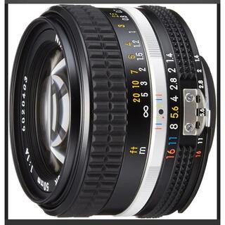 ニコン(Nikon)のNikon 単焦点レンズ AI 50 f/1.4S フルサイズ対(レンズ(単焦点))