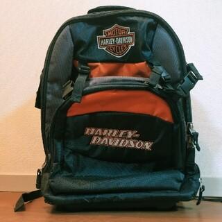 Harley Davidson - ハーレーダビッドソン リュック キャリー 2wayバッグ