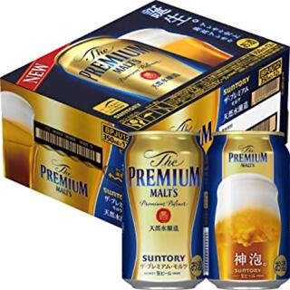 サントリー(サントリー)のサントリー プレミアムモルツ 350ml 2ケース(ビール)