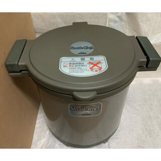 サーモス(THERMOS)のサーモス シャトルシェルフ 4.5L(調理道具/製菓道具)