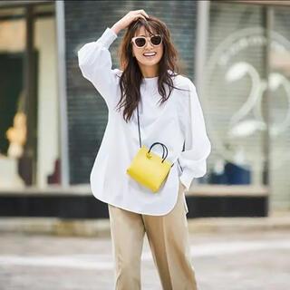#Newans シャーリングカフスシャツ  size:S(シャツ/ブラウス(長袖/七分))