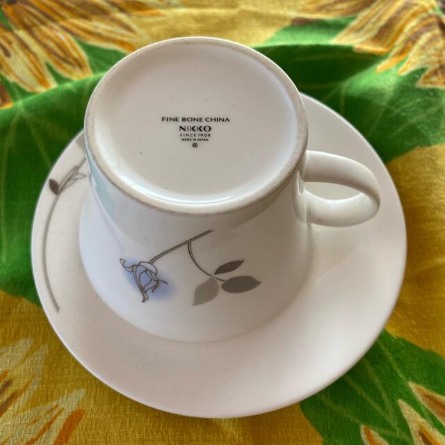 NIKKO(ニッコー)の珈琲カップ インテリア/住まい/日用品のキッチン/食器(グラス/カップ)の商品写真