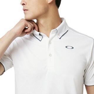 オークリー(Oakley)の(新品)OAKLEY  ボタンダウン ポロシャツ (ポロシャツ)