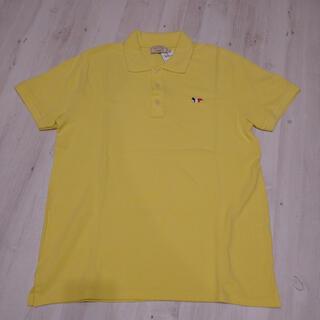 メゾンキツネ(MAISON KITSUNE')の見切り価格❗️メゾンキツネ ポロシャツ Lサイズ(ポロシャツ)