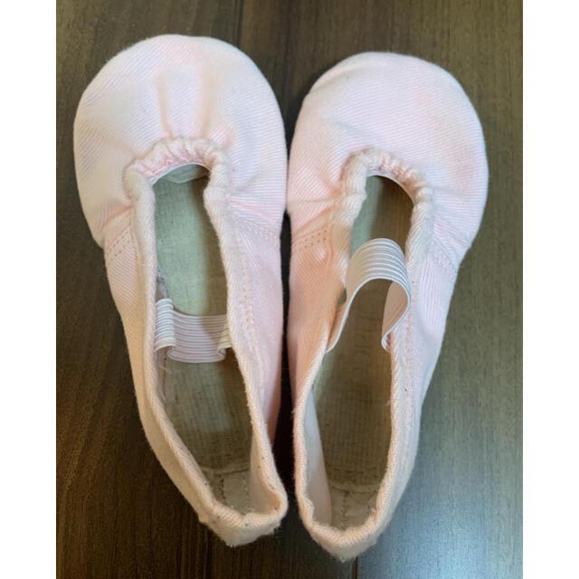 CHACOTT(チャコット)の【キィ様専用】チャコット♡バレエシューズ19.0 キッズ/ベビー/マタニティのキッズ靴/シューズ(15cm~)(その他)の商品写真