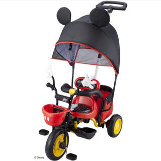 アイデス(ides)の三輪車 ミッキーマウス ディズニー 直接渡し希望 名古屋(三輪車)