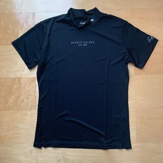 アーノルドパーマー(Arnold Palmer)のアーノルドパーマー ゴルフウェア モックネック半袖シャツ(ウエア)