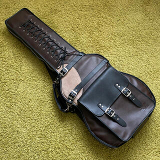 G.S.M. エレキギター用ギグバッグ 合成皮革(ケース)