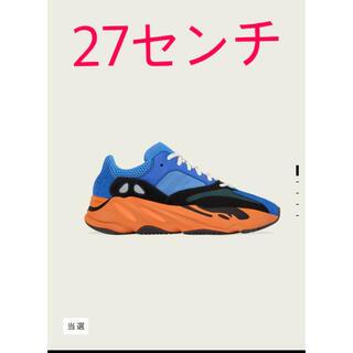 """アディダス(adidas)のADIDAS YEEZY BOOST 700 """"BRIGHT BLUE""""(スニーカー)"""