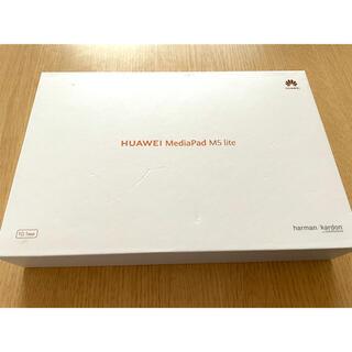 HUAWEI - [5/15まで]HUAWEI MediaPad M5 lite 10.1 inc