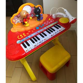 アンパンマン(アンパンマン)のアンパンマン ミュージックショー ピアノ(楽器のおもちゃ)