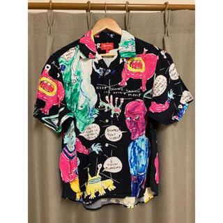 シュプリーム(Supreme)の[定価以下]オープンカラーシャツ シュプリーム SUPREME(シャツ)