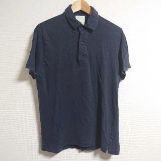 マッキントッシュフィロソフィー(MACKINTOSH PHILOSOPHY)のマッキントッシュフィロソフィー リネンポロシャツ(ポロシャツ)
