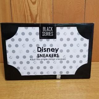 ディズニー(Disney)のDisney SNEAKERS BLACK SERIES ディズニースニーカー(スニーカー)
