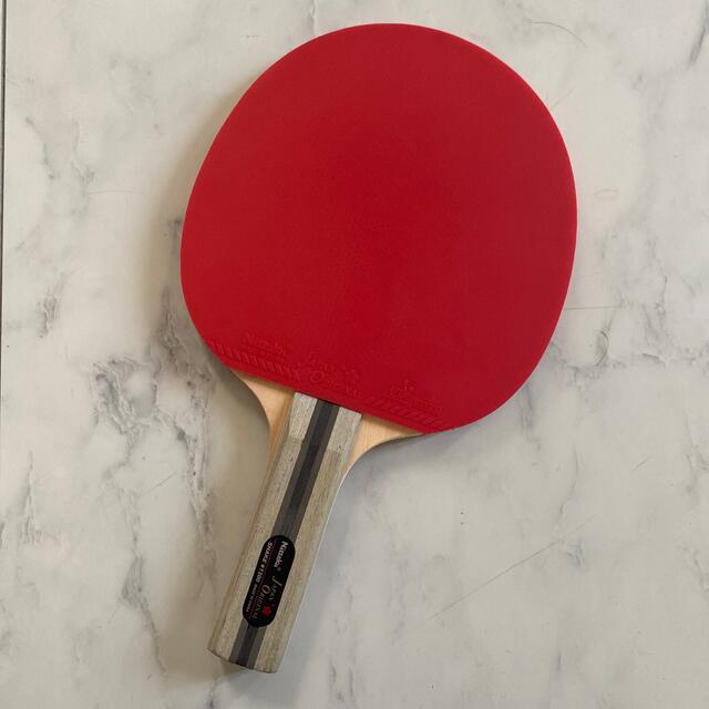 Nittaku(ニッタク)の卓球 ラケット ニッタク(Nittaku)  スポーツ/アウトドアのスポーツ/アウトドア その他(卓球)の商品写真