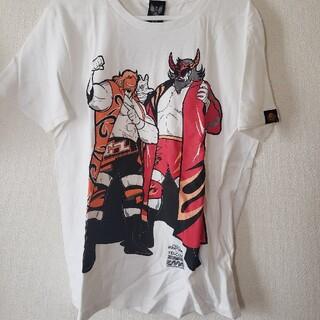 新日本プロレス テンコジTシャツ(格闘技/プロレス)
