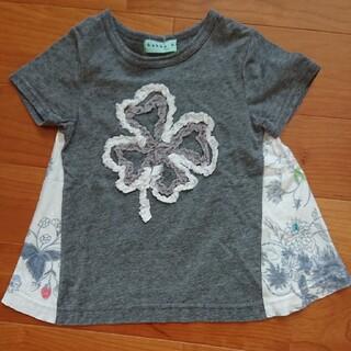 ハッカキッズ(hakka kids)のラムさま専用。hakka kids Tシャツ100(Tシャツ/カットソー)