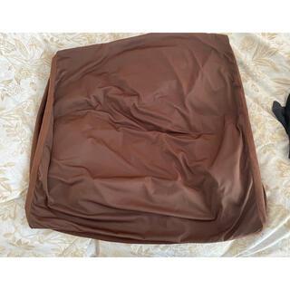 ムジルシリョウヒン(MUJI (無印良品))の身体にフィットするクッションカバー(ソファカバー)