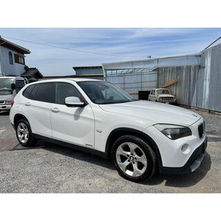 ビーエムダブリュー(BMW)のキレイ‼️低走行5万キロ台‼️66万‼️BMW X1‼️(車体)