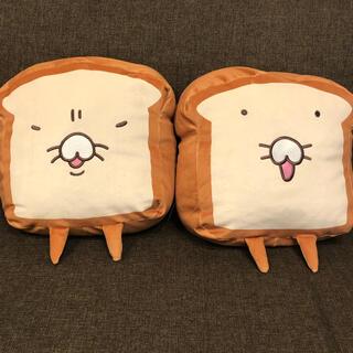ふかふかしたパン クッション シノザキ パン(キャラクターグッズ)