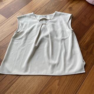 ルクールブラン(le.coeur blanc)のトップス(Tシャツ(半袖/袖なし))