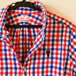 コーエン(coen)のコーエン 半袖襟付きシャツ(シャツ/ブラウス(半袖/袖なし))