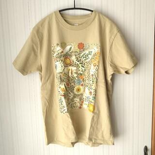 グラニフ(Graniph)のグラニフ graniph  福田利之Tシャツ ネコの茂み(Tシャツ(半袖/袖なし))