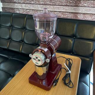カリタ(CARITA)のカリタ ナイスカットミル(電動式コーヒーミル)