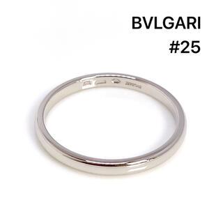 ブルガリ(BVLGARI)のブルガリ リング フェディ BVLGARI 指輪 PT950 約25号(リング(指輪))