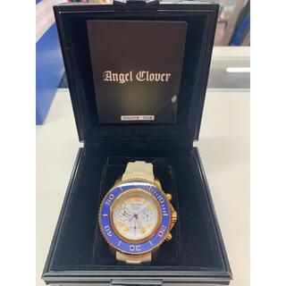 エンジェルクローバー(Angel Clover)のAngel Clover エンジェル クローバー 時計 腕時計 ラバーベルト(腕時計(アナログ))