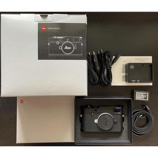 LEICA - 美品 Leica ライカ M10-P ブラック