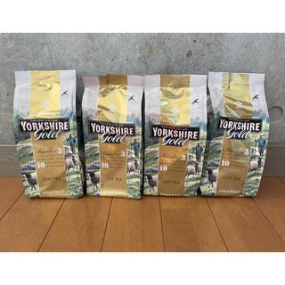 ヨークシャーティー ゴールド 250g×4個(1000g)おまけ付き(茶)