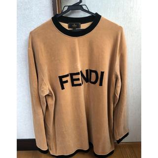 フェンディ(FENDI)のFENDI  ベロア生地 シャツ(シャツ)