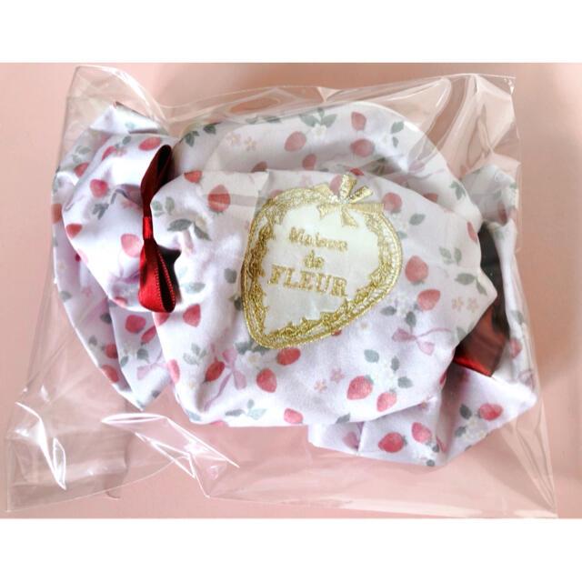 Maison de FLEUR(メゾンドフルール)の新品♡メゾンドフルール ルミネ限定キャンディ型ポーチ レディースのファッション小物(ポーチ)の商品写真