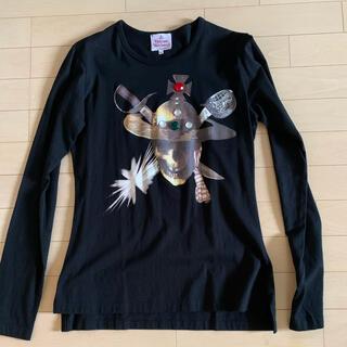 ヴィヴィアンウエストウッド(Vivienne Westwood)のヴィヴィアンウェストウッド長袖Tシャツ(Tシャツ/カットソー(七分/長袖))