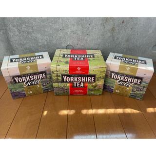 ヨークシャーティー160バック&ゴールド160(80バックx2箱)イギリス(茶)